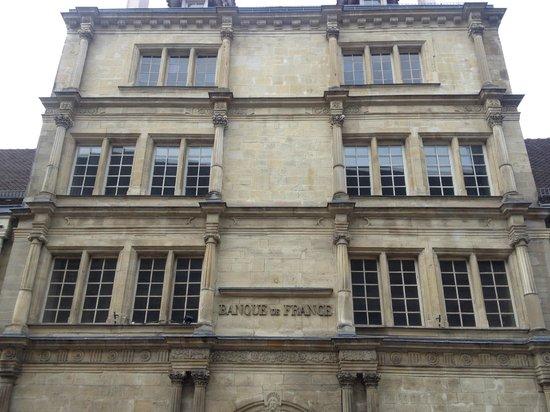 Le Balcon du Prince : Façade Sud
