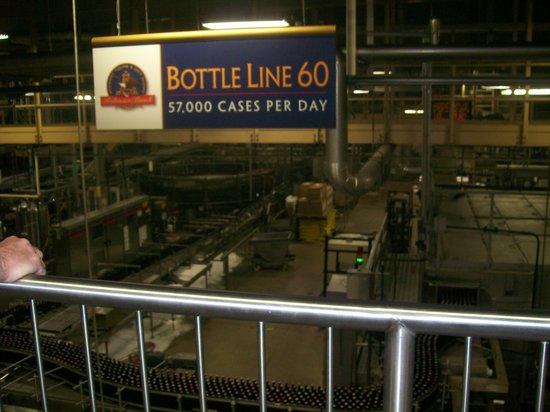Anheuser-Busch Brewery Tours: Budweiser Brewery