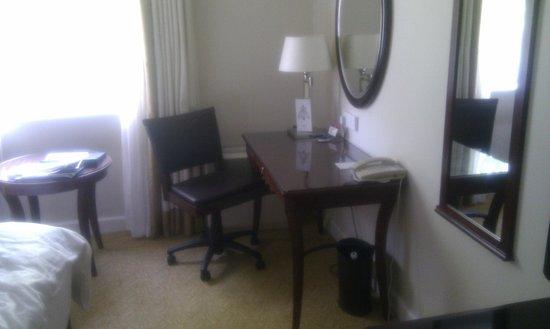 Preston Marriott Hotel: Room