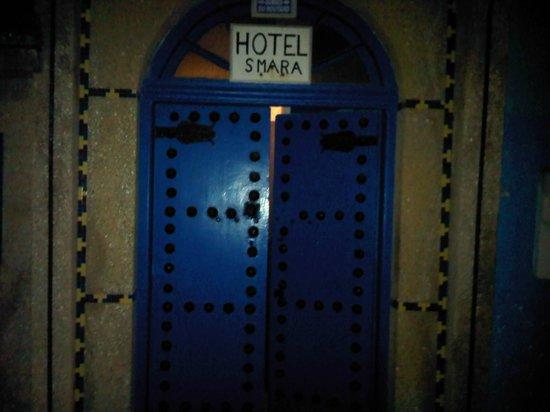 Hotel Smara: Entree
