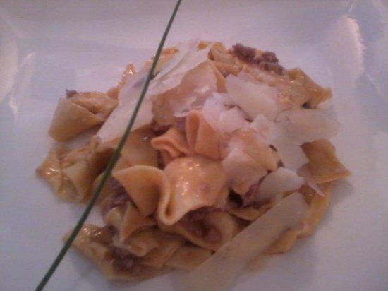 Hotel Andreas: pasta fresca