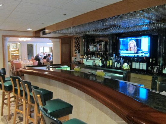 Venturas: Bar shot