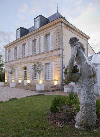 chateau beau jardin gaillan medoc