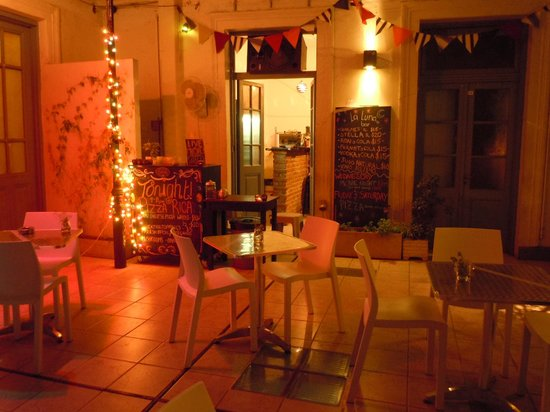 El Sol Hostel Recoleta: The bar