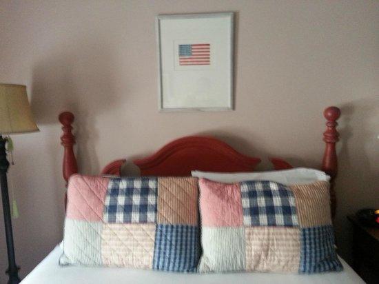 Kendall Hotel : Americana room