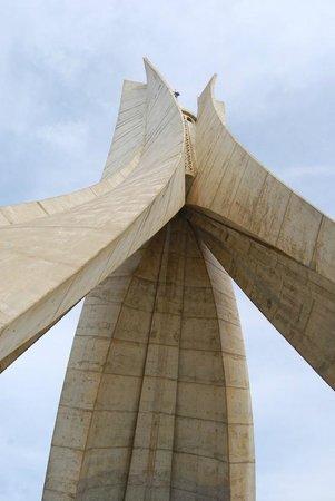 Memorial du Martyr: Memorial
