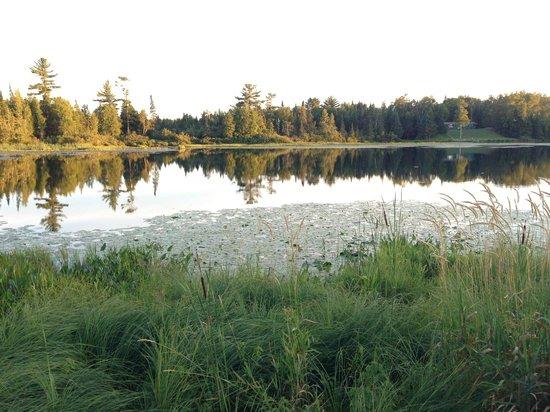 Evergreen Lodge: Lake view