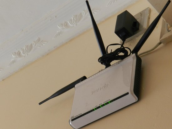 Beisa Hotel : Free wifi