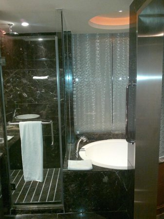 Sheraton Shunde Hotel: bathroom detail - the bathtube