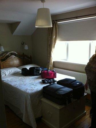 Ferrycarrig Lodge B&B: Bed