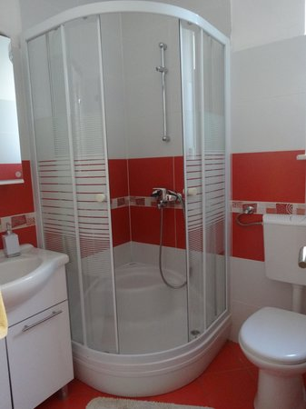 Apartments Laus: Baño