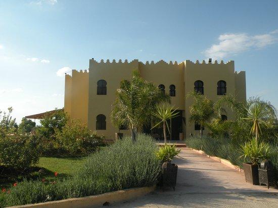 Riad Le Ksar de Fes: vue du Riad