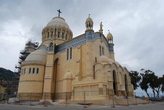 Basilique Notre-Dame d'Afrique : Our Lady of Africa