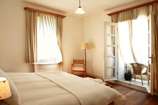 Adahan Istanbul: Deluxe suit odalardan biri