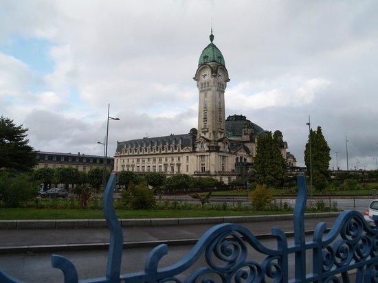 Ibis Budget Limoges: Historisch trein station Limoges