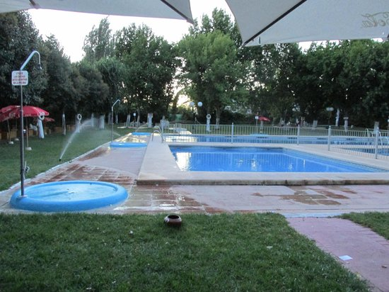 La Carlota, สเปน: piscine hotel el pilar