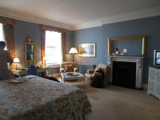 The Merrion Hotel: Room 281