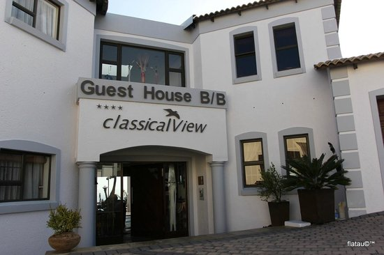 classicalView: der Eingang