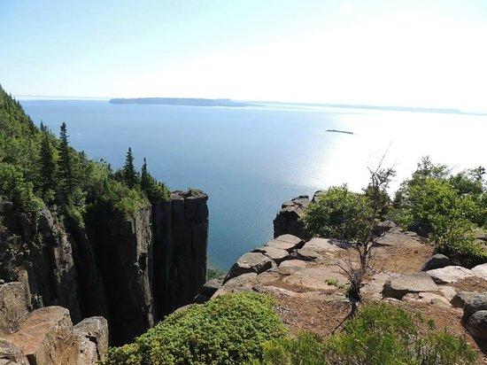 Sleeping Giant Provincial Park: Salpinge Giant Provincial