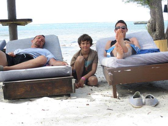 Turtle Bay Beach Club: Beach