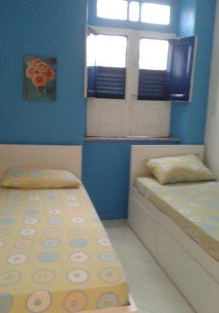 Sun Rio Hostel: Suíte