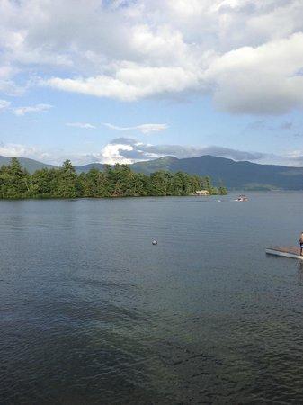 Chelka Lodge on Lake George : Lake George