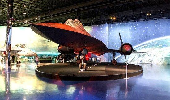 Air Zoo: SR-71 Blackbird