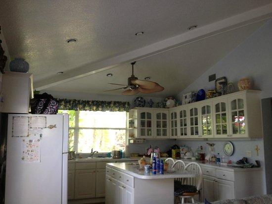 Island Garden Villas: Kitchen