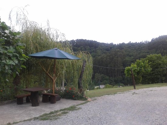 Apartamentos Rurales Casa El Caminero: jardin
