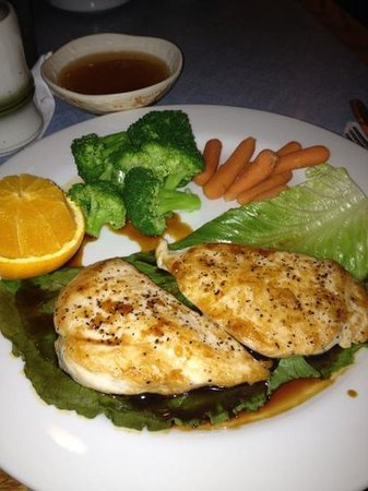 Sonoda's: Teriyaki chicken