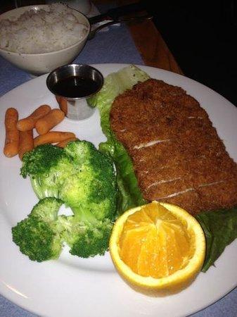 Sonoda's : Pork Dinner