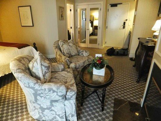 Saybrook Point Inn & Spa : Room