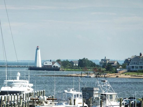 Saybrook Point Inn & Spa: View