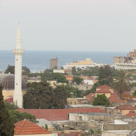 Manousos City Hotel: Родос