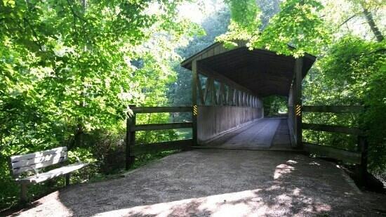 Kal Haven Trail: Beautiful :)