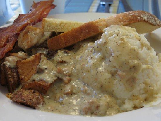 Dixie Supply Bakery & Cafe: Big Al's Breakfast