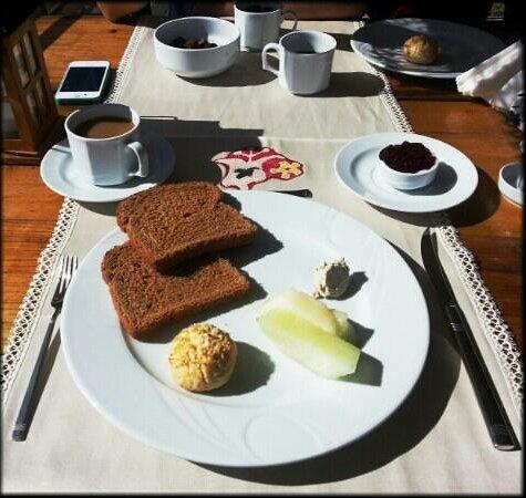 Mithra Cave Hotel Goreme Cappadocia breakfast