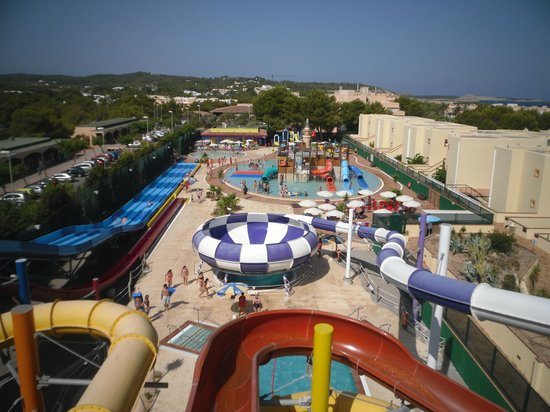 Waterpark - Picture of TUI Family Life Sirenis Aura, Sant