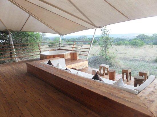 Serengeti Bushtops Camp: Serengeti Bushtops
