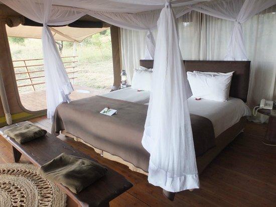 Serengeti Bushtops Camp : Serengeti Bushtops