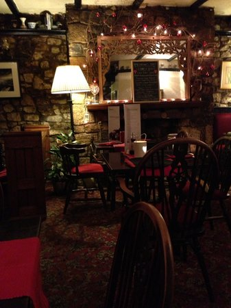 Red Lion: Relaxing atmosphere