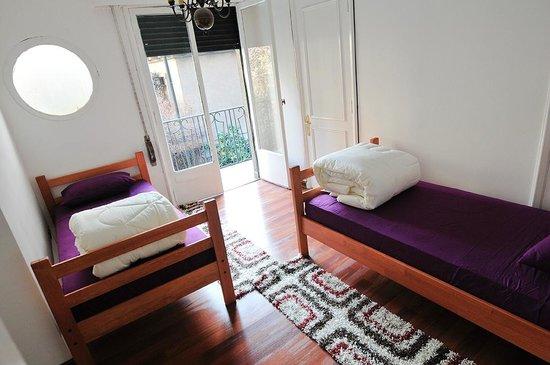 La Casona Hostel: Habitación doble