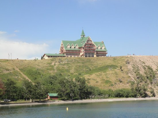 What A Grand Hotel Picture Of Prince Of Wales Hotel Waterton Lakes National Park Tripadvisor