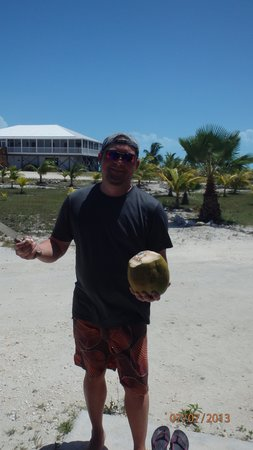 Coconuts every day!
