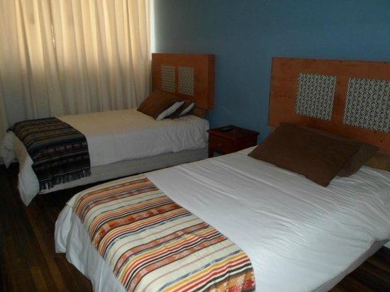 Hostal Casa Valladolid: habitaciones muy acogedoras