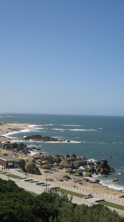 Golden Tulip Porto Gaia Hotel and Spa: View of the Atlantic Ocean