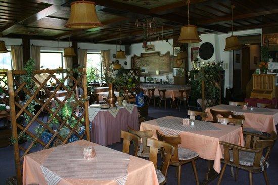 Gasthof Waldluft: Dining room