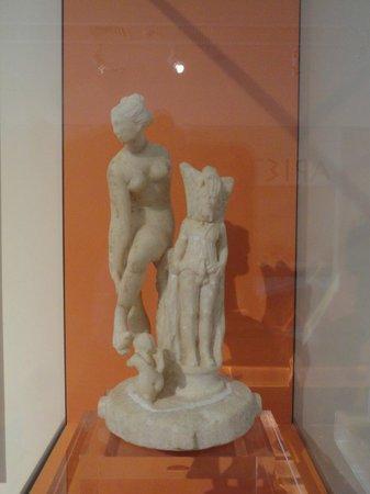 Pythagorion Archaeological Museum: Venere e Priapo ed Eros