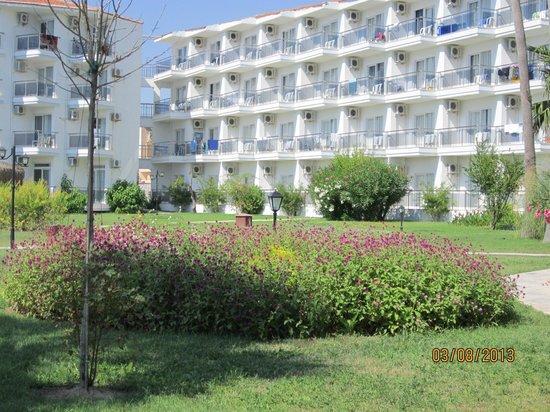 Atlantique Holiday Club: vue hotel