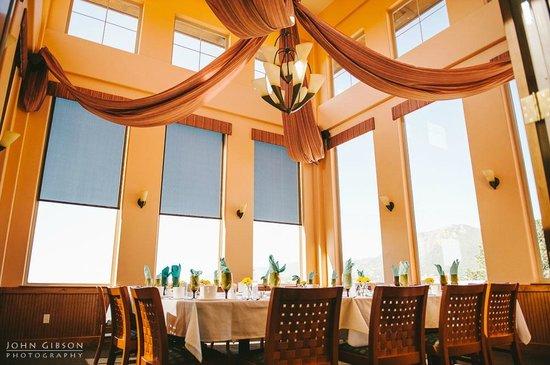 Mozaic Restaurant: Sundance Room